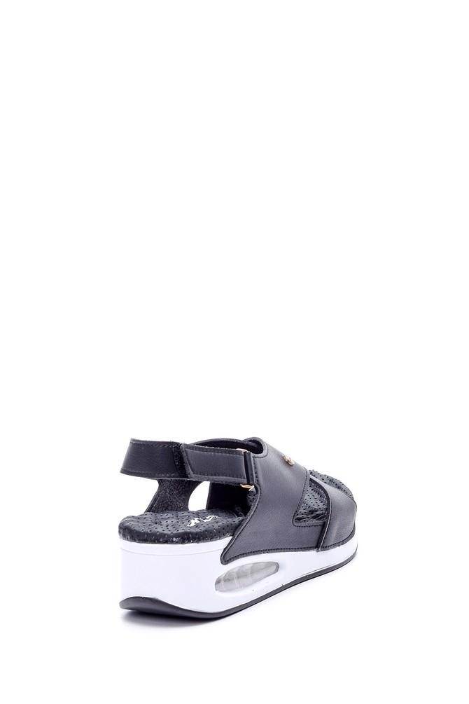 5638057872 Kadın Aır Tabanlı Comfort Sandalet