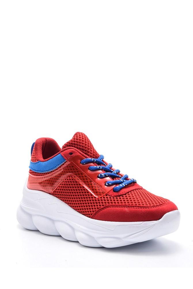 5638063438 Kadın Yüksek Tabanlı Sneaker
