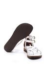 5638061979 Kadın Bilekten Bağlamalı Deri Sandalet
