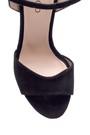 5638039051 Kadın Süet Topuklu Ayakkabı