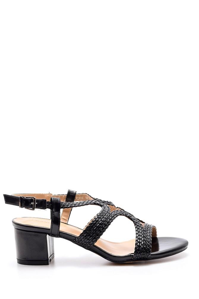 5638002498 Kadın Topuklu Ayakkabı