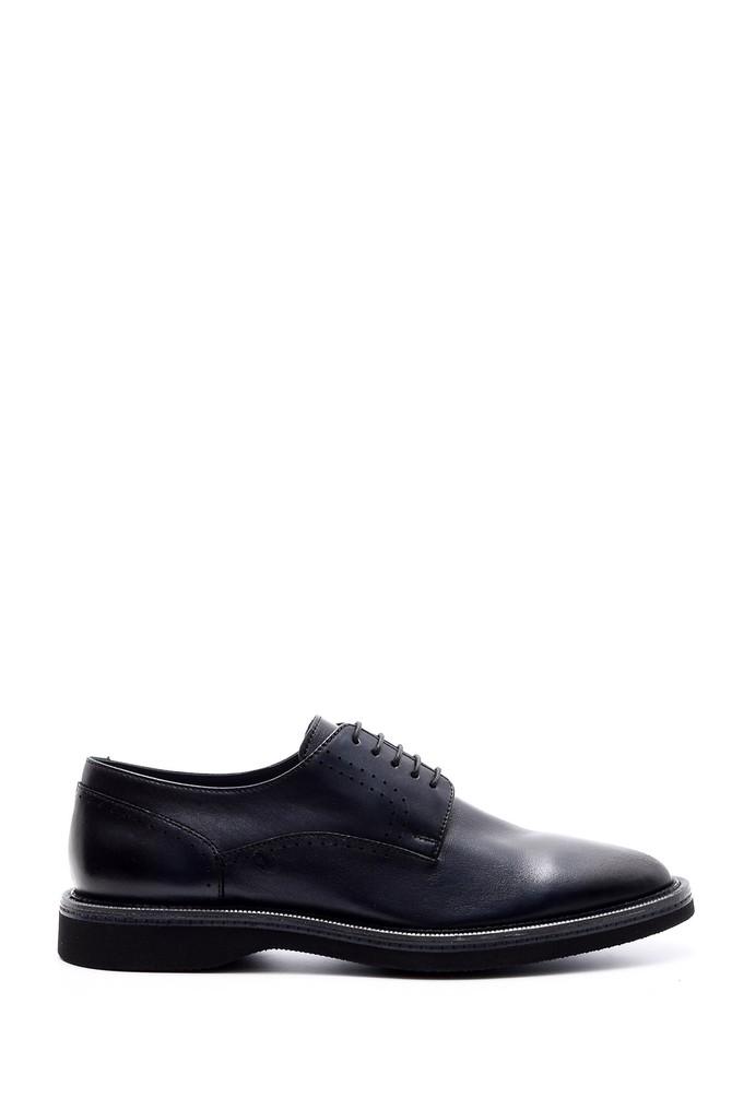 Lacivert Erkek Deri Klasik Ayakkabı 5638050833