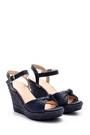 5638015861 Kadın Dolgu Topuklu Sandalet