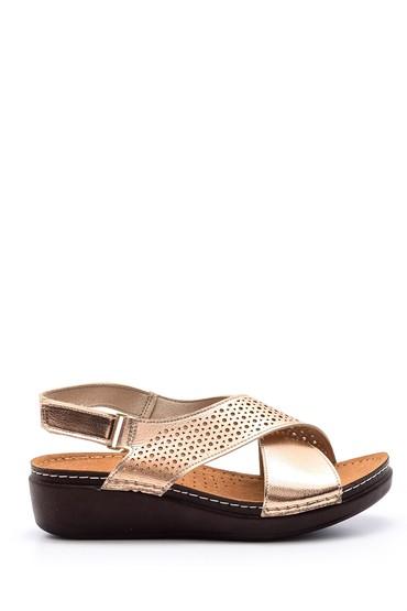 5638057889 Kadın Comfort Sandalet