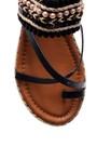 5638002458 Kadın İşlemeli Sandalet