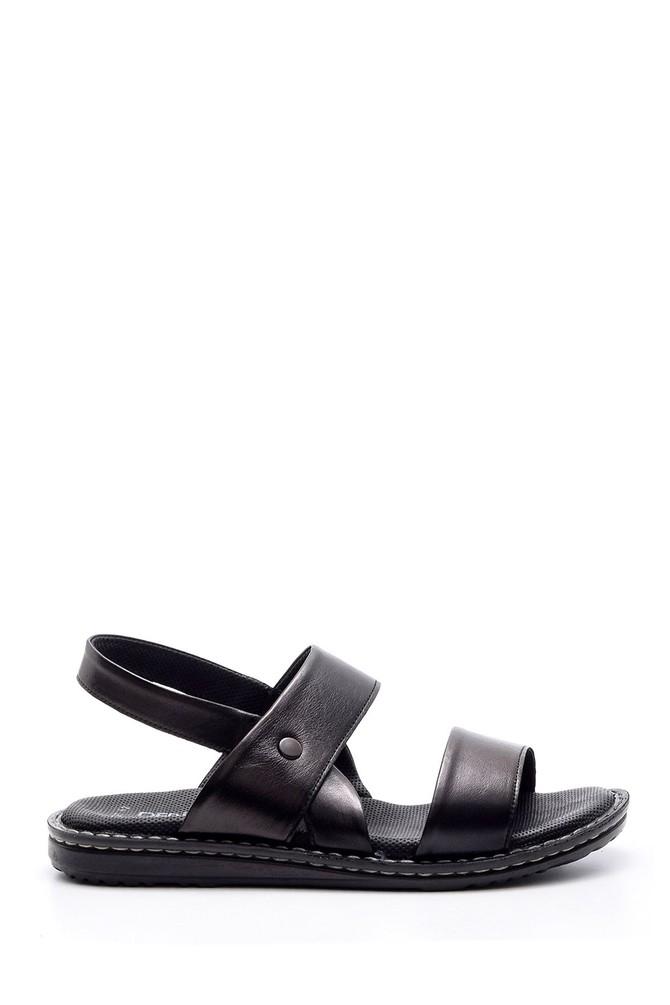 5638010610 Erkek Deri Sandalet