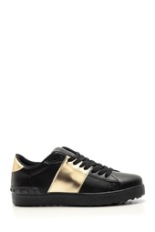 5638103345 Kadın Gold Detaylı Sneaker