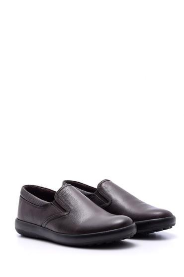 Kahverengi Erkek Deri Casual Ayakkabı 5638074075