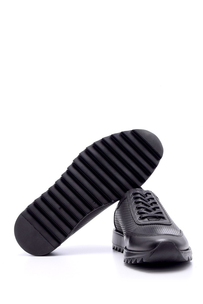 5638074277 Erkek Deri Sneaker