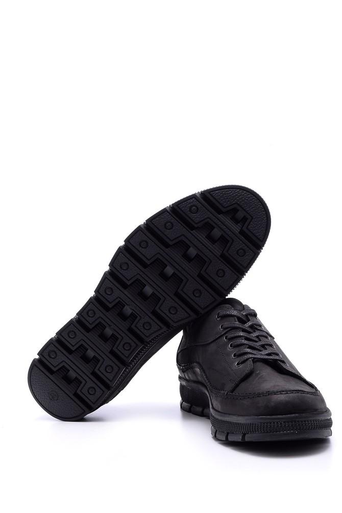 5638074515 Erkek Nubuk Deri Ayakkabı
