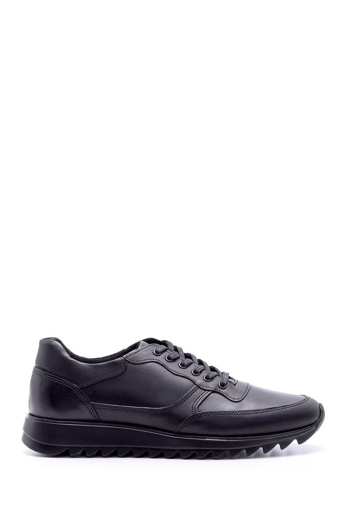5638074538 Erkek Deri Sneaker