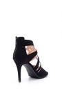 5638063782 Kadın Süet Topuklu Ayakkabı