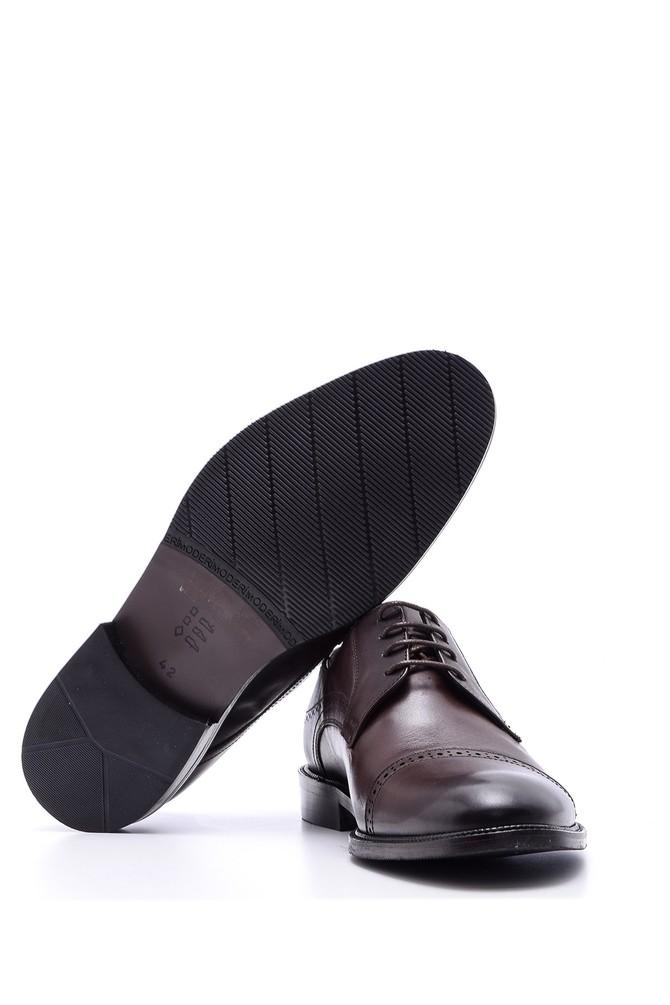 5638078788 Erkek Deri Klasik Ayakkabı