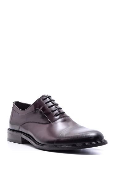 Bordo Erkek Klasik Deri Ayakkabı 5638079919