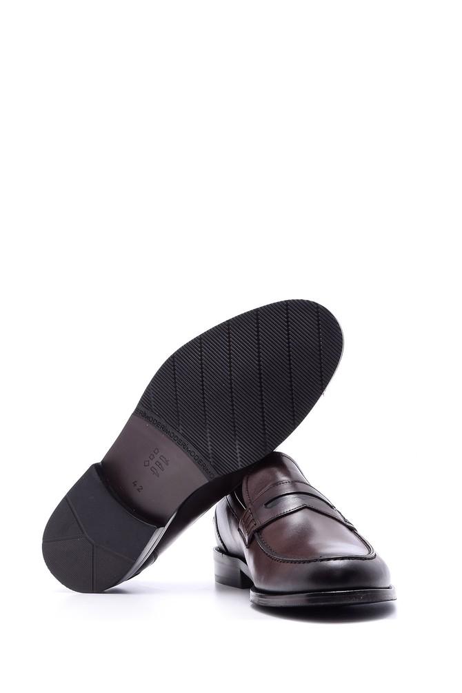 5638080152 Erkek Klasik Deri Ayakkabı
