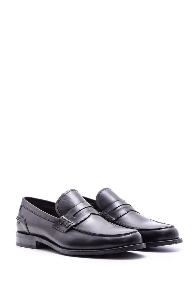 5638080169 Erkek Klasik Deri Ayakkabı