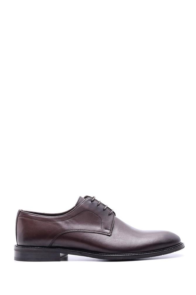 Kahverengi Erkek Klasik Deri Ayakkabı 5638080202