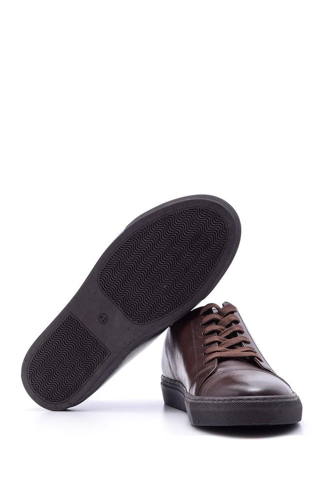 5638088926 Erkek Deri Sneaker