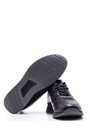 5638089734 Erkek Kroko Desenli Sneaker