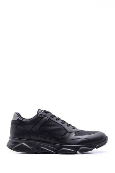 5638089857 Erkek Deri Sneaker