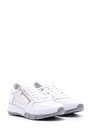 5638101680 Kadın Fermuar Detaylı Sneaker