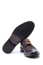 5638079849 Erkek Bağcık Detaylı Deri Ayakkabı