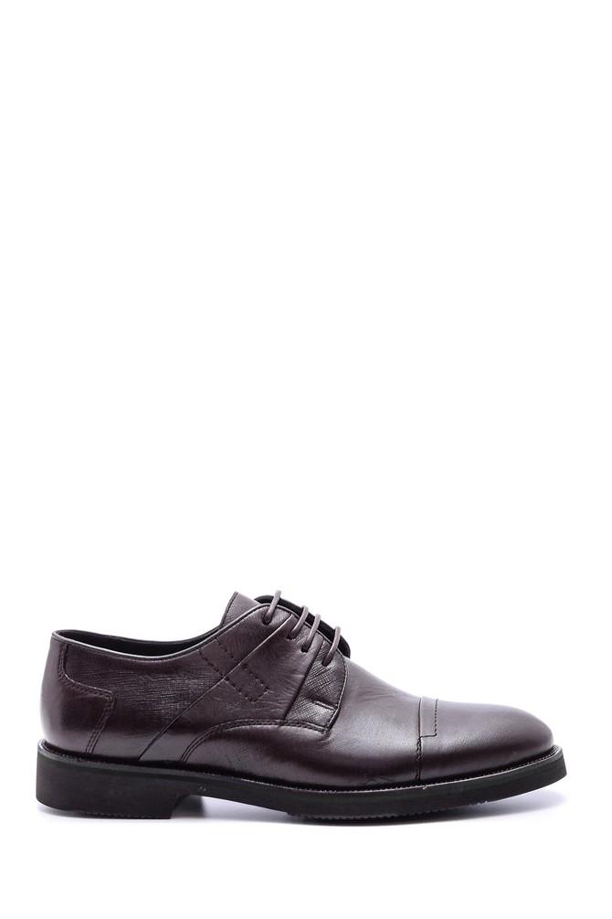 Kahverengi Erkek Klasik Deri Ayakkabı 5638080573