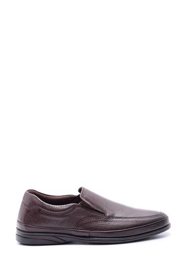 Kahverengi Erkek Deri Ayakkabı 5638080932