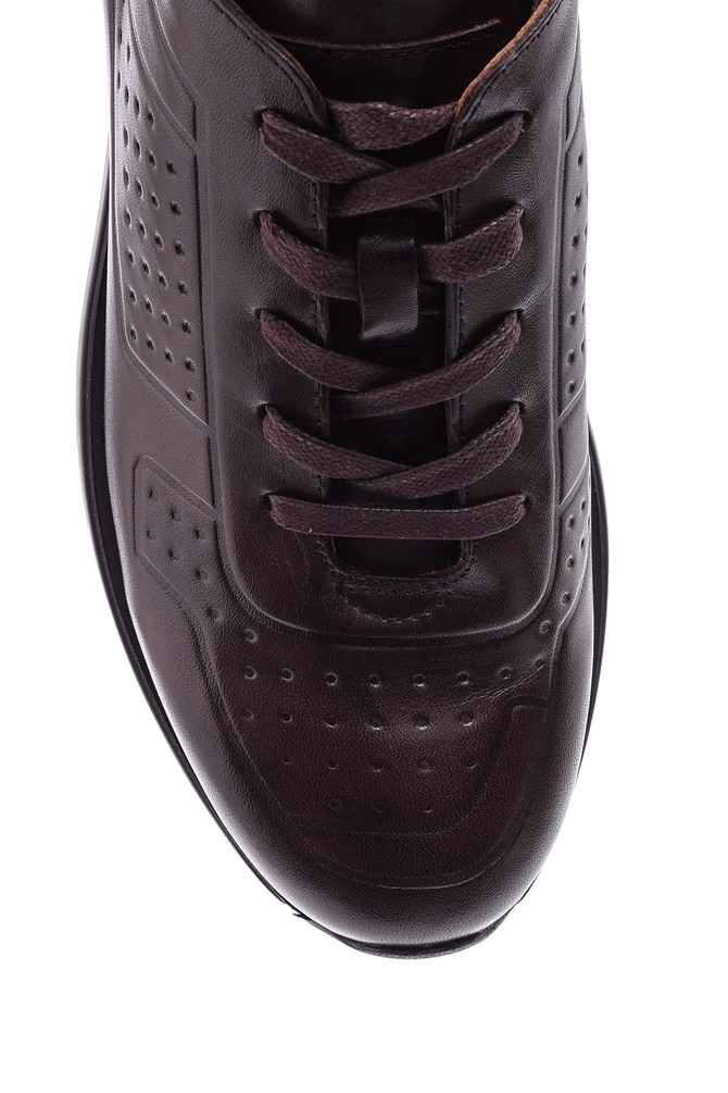 5638088993 Erkek Deri Sneaker