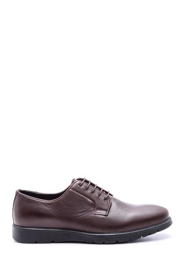 Kahverengi Erkek Bağcıklı Deri Ayakkabı 5638089638