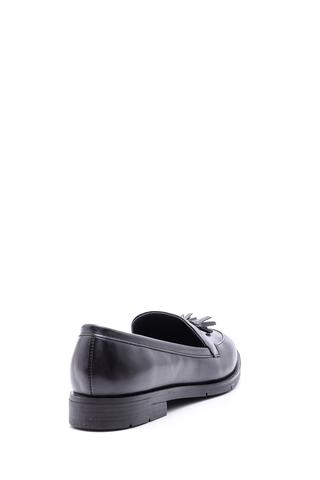 Kadın Püskül Detaylı Ayakkabı