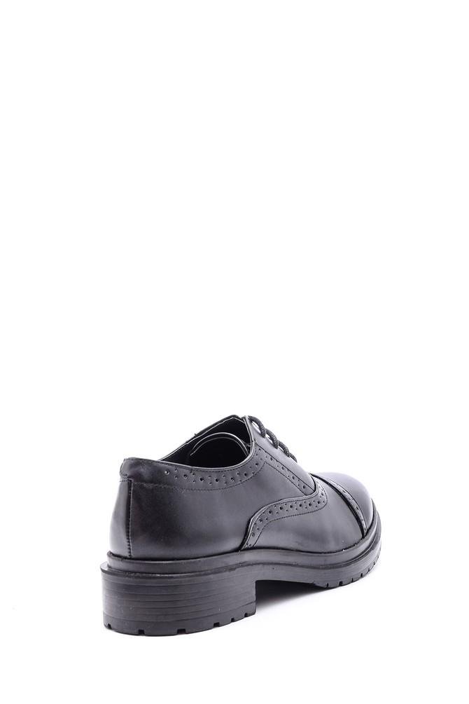 5638082900 Kadın Bağcıklı Klasik Ayakkabı