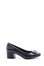 5638103363 Kadın Fiyonklu Topuklu Ayakkabı