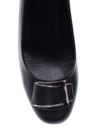 Kadın Fiyonklu Topuklu Ayakkabı