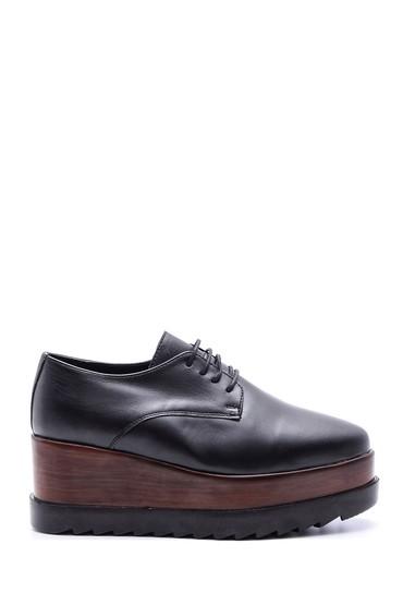 5638094165 Kadın Dolgu Topuklu Ayakkabı