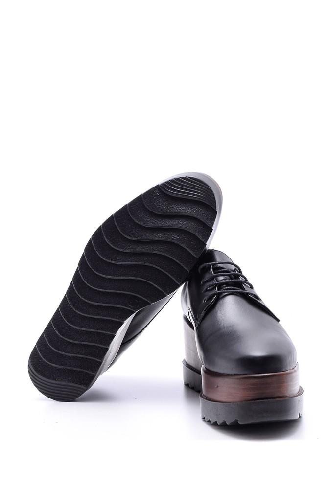 5638094169 Kadın Dolgu Topuklu Ayakkabı