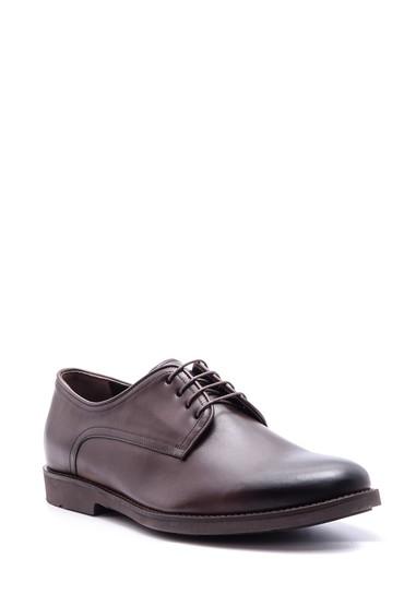 Kahverengi Erkek Deri Ayakkabı 5638094345