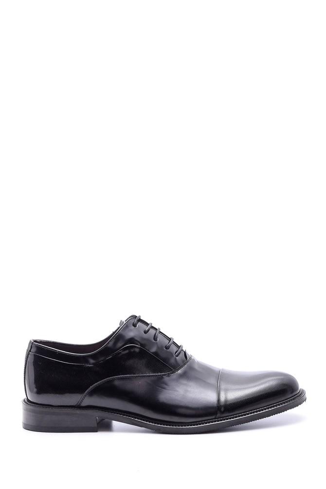 Siyah Erkek Klasik Deri Ayakkabı 5638079921