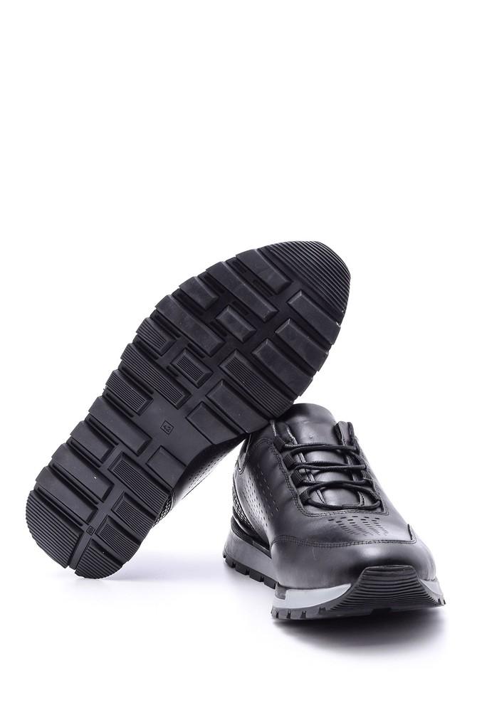 5638081041 Erkek Deri Sneaker