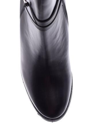 Kadın Toka Detaylı Topuklu Bot