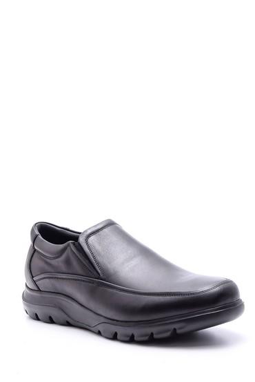 Siyah Erkek Deri Ayakkabı 5638083602