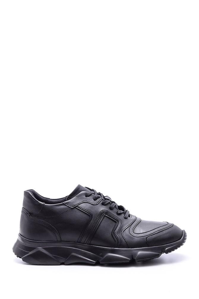 5638089283 Erkek Deri Sneaker