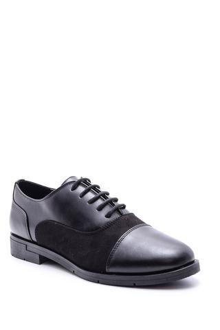Kadın Süet Detaylı Ayakkabı