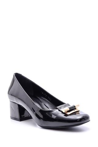 Kadın Rugan Topuklu Ayakkabı