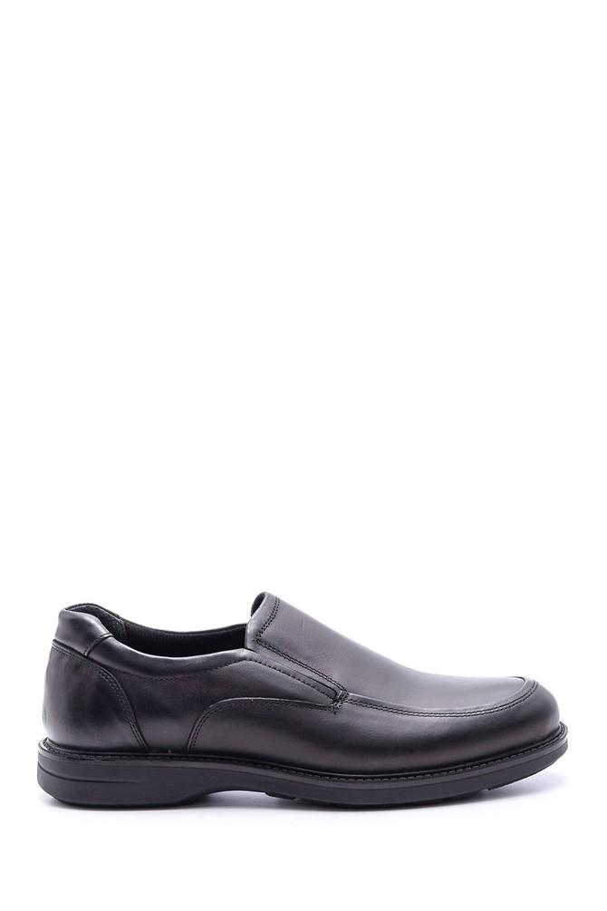 Siyah Erkek Deri Ayakkabı 5638074207