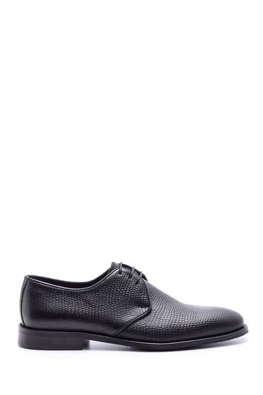 Siyah Erkek Klasik Deri Ayakkabı 5638079839