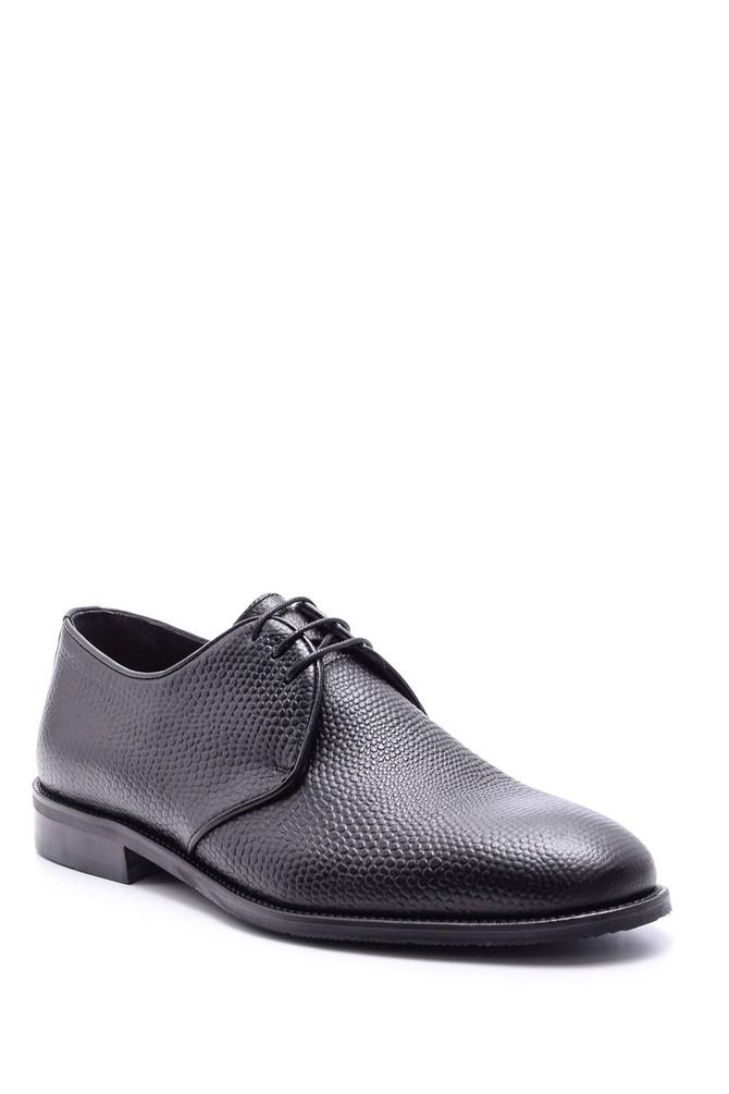 5638079839 Erkek Klasik Deri Ayakkabı