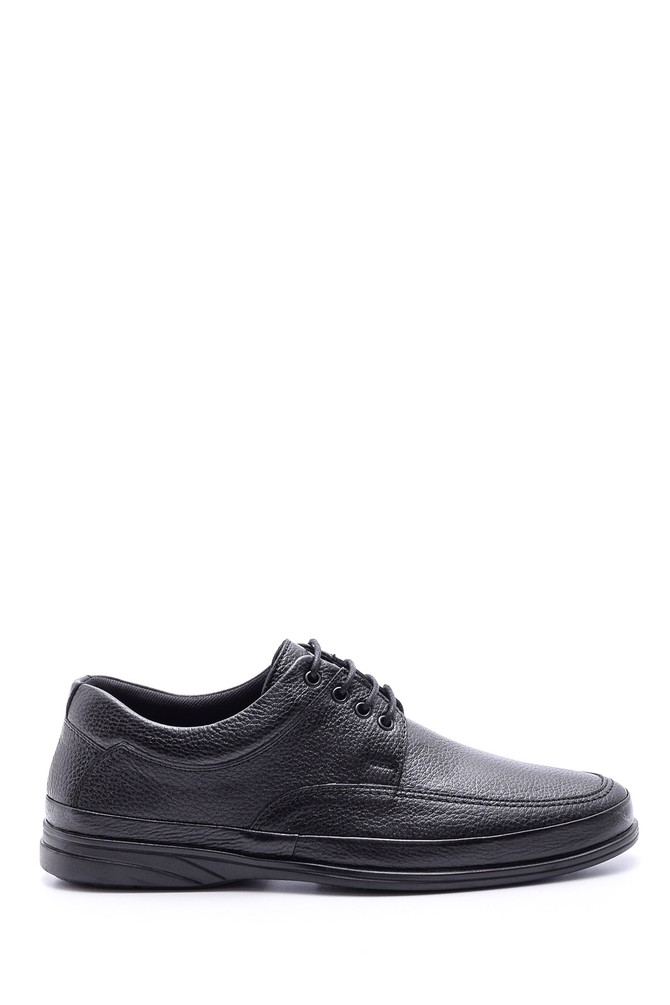 5638080959 Erkek Bağcıklı Deri Ayakkabı