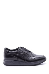 5638083418 Erkek Deri Sneaker