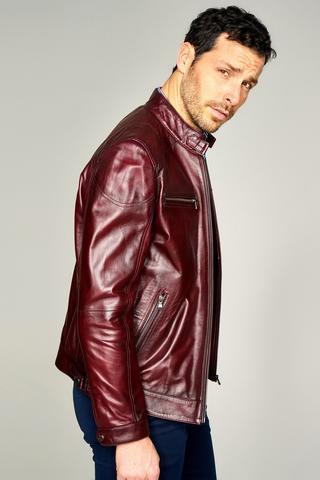 Maxim Erkek Deri Ceket